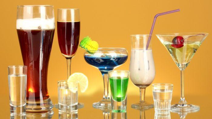 алкогольные напитки с низким градусом