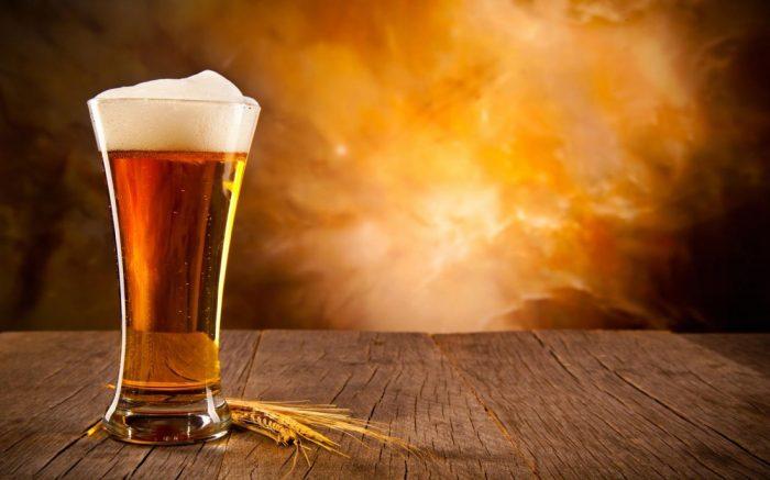 пиво – 350 мл в день