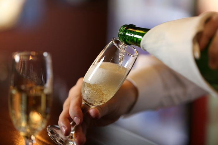 вред шампанского для организма