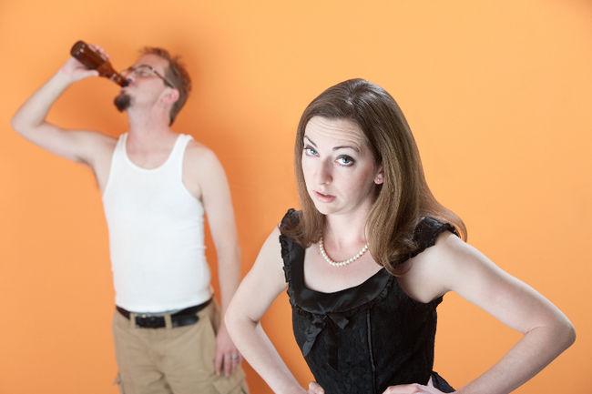 водка разрушает семью