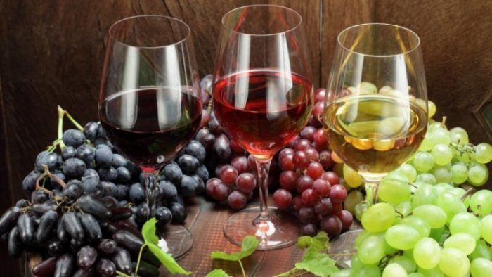 натуральное вино и выведение радиации