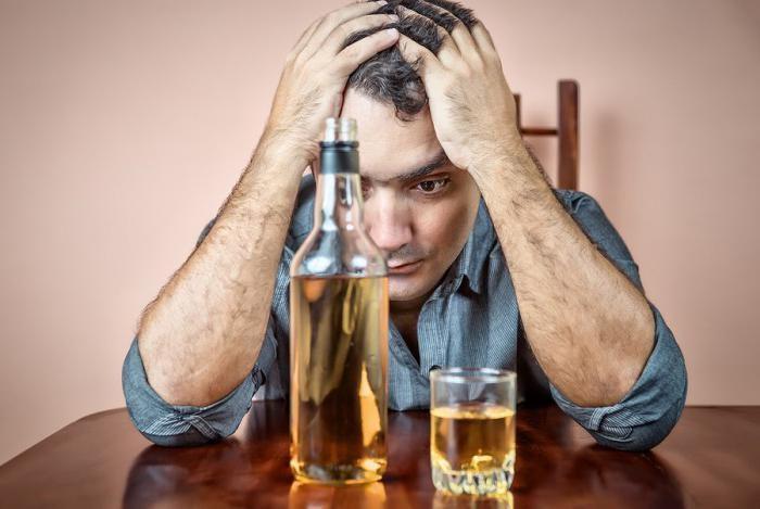 алкоголь и табак влияют на психику человека