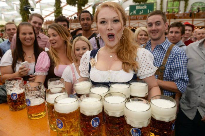 день пива в германии