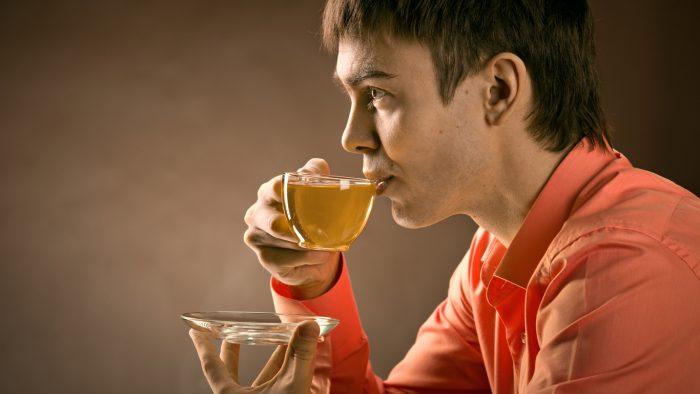 чай пьют за 1 ч до еды