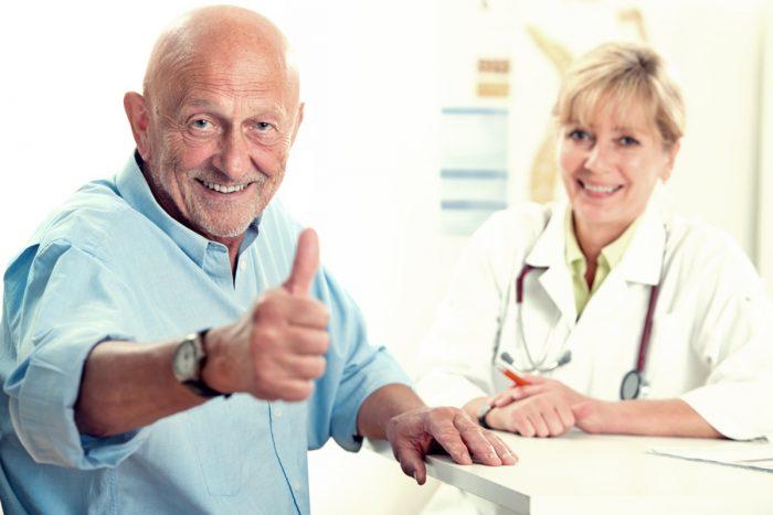 положительное воздействие лекарства
