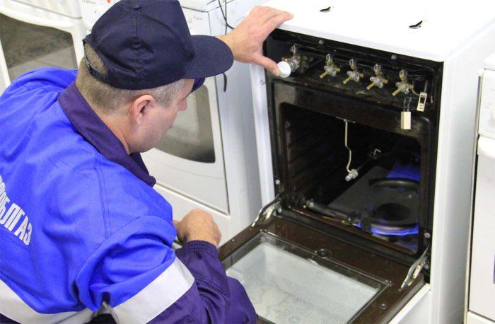 штрафы за нарушения пользования газовыми плитами