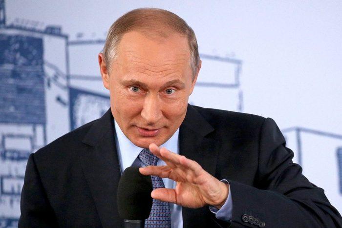 Путин ответил по поводу пенсий