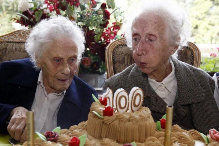 дожить до 100 лет