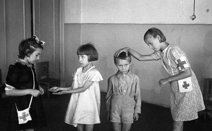 правда о гигиене в СССР