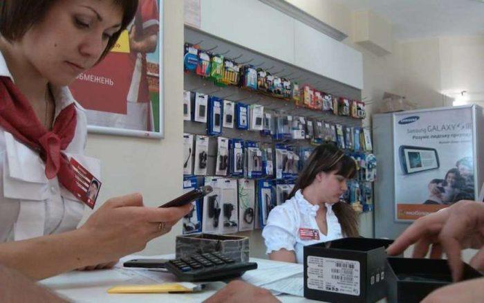 обманы в салонах сотовой связи