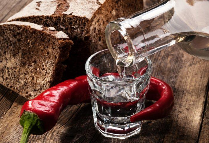факты о водке