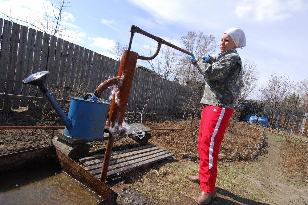 расход воды для садоводов