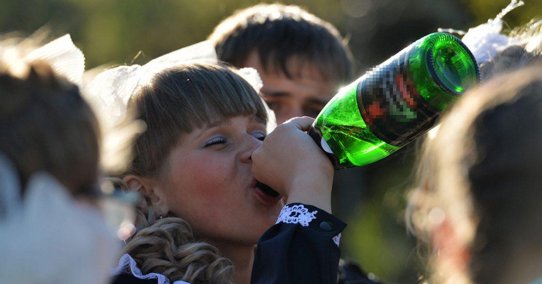 культура питья для детей