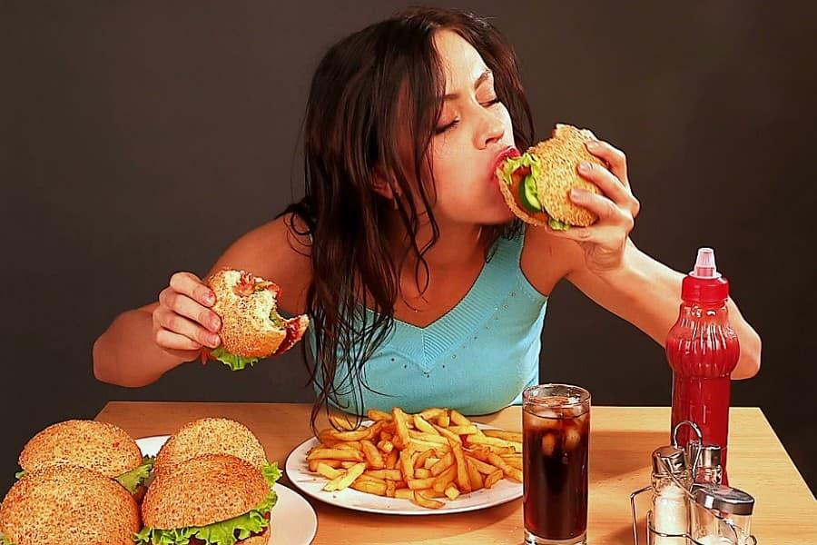 продукты которые мы кушаем неправильно